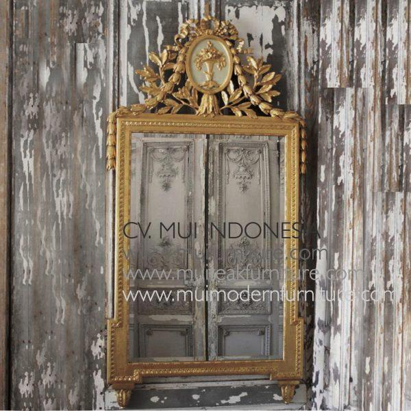 ANTIQUE FRENCH LOUIS XV MIRROR