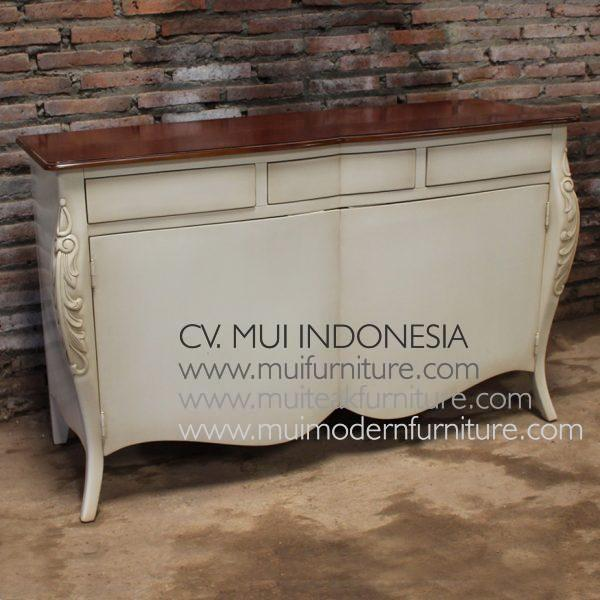 Butterfly Commode 2 Door
