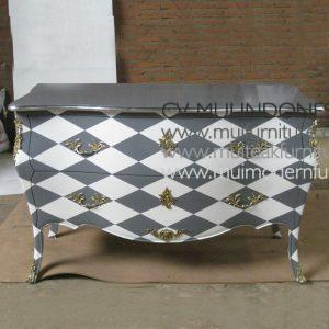 Chest Commode 2 Drawer