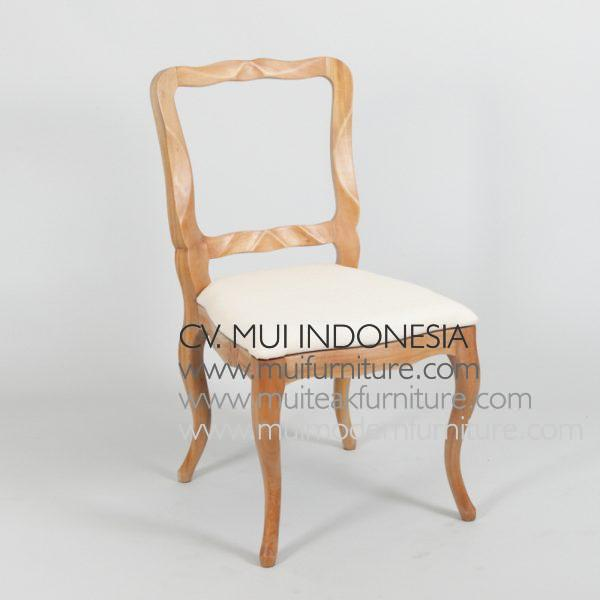 Diamond Chair-Nude