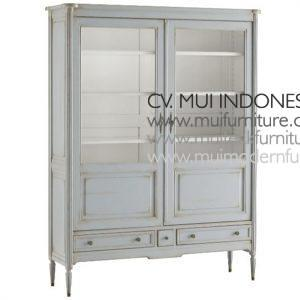 Emirate Display Cabinet 2 Door