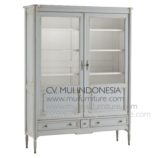 Emirate Display Cabinet 2 Door