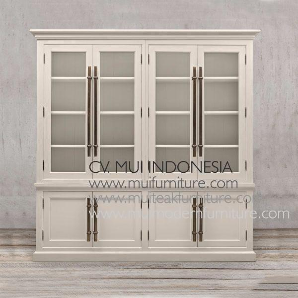 English Display Cabinet