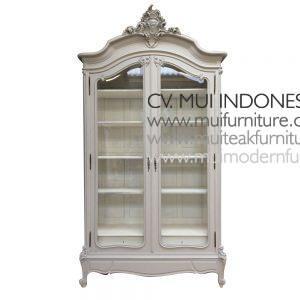 Franch Rococo Display Cabinet
