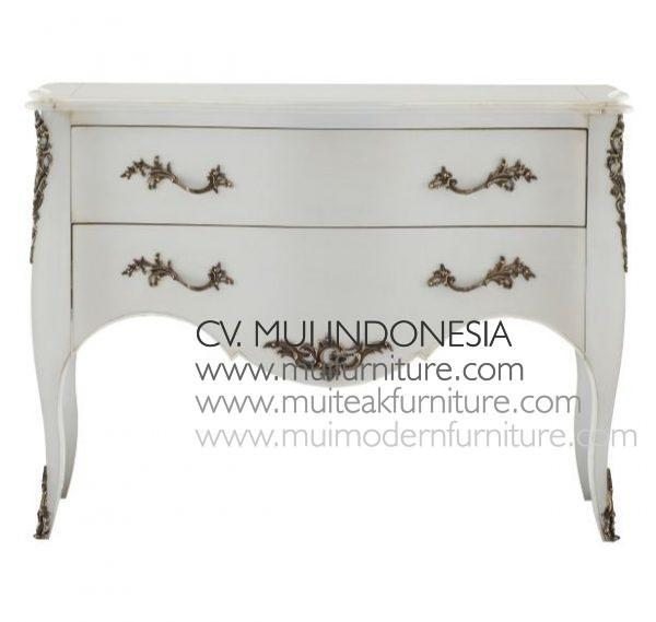 Heritage Commode 2 Drawer