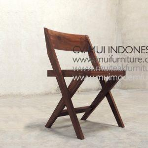 Jeana Library Chair