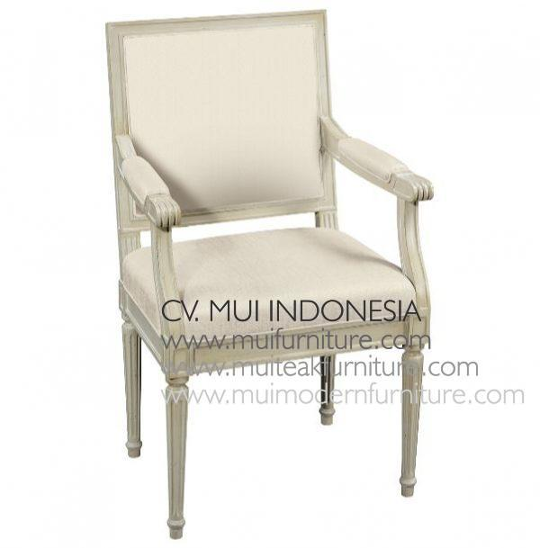 Louise XVI Arm chair small