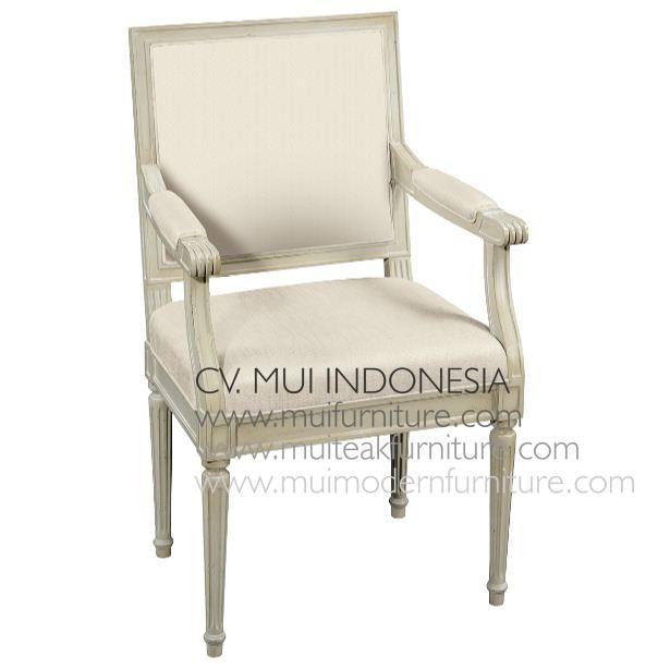 Louise Xvi Arm Chair Small
