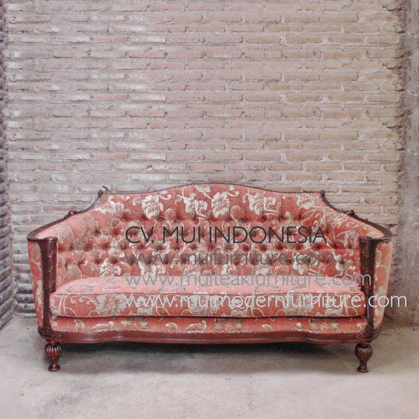 Minoit Leg Sofa 3 Seat