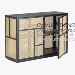 Mondrian Wine Cabinet