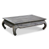Opium Table, Size 120W x 70D x 35H cm