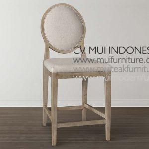 Oval Bar chair