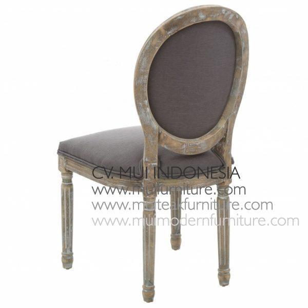Oval Shabby Chic