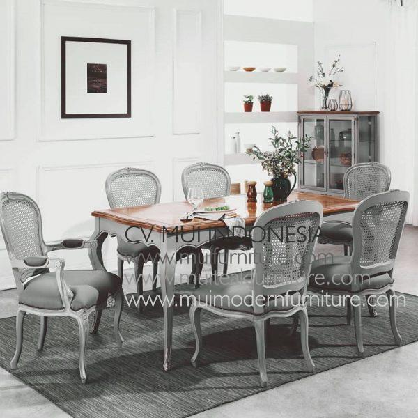 Racoco Dining Table 6P