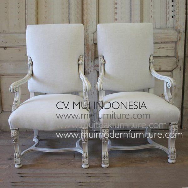 Renaissance Dining Arm Chair