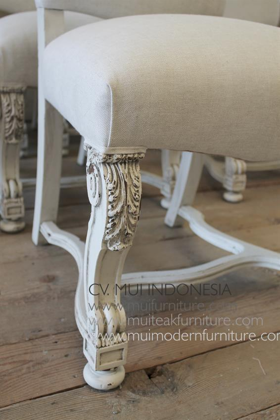 Renaissance Dining Arm Chair