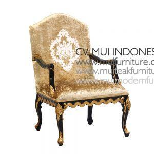 Square Carving Chair