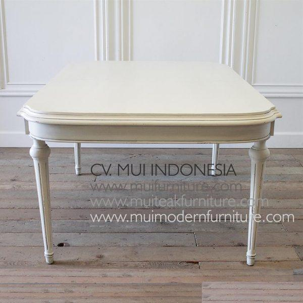Square LOUIS XVI Dining Table Extention