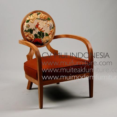 Tubbies Arm Chair