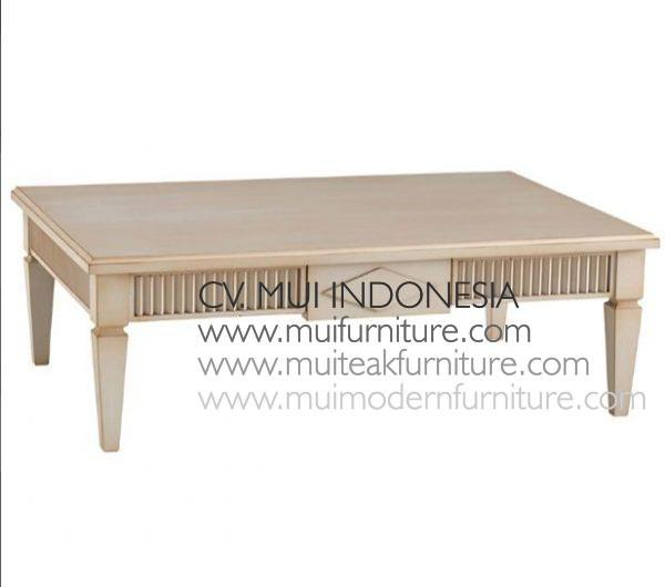 VictorCoffee table, size 120W x 55D x 45H cm
