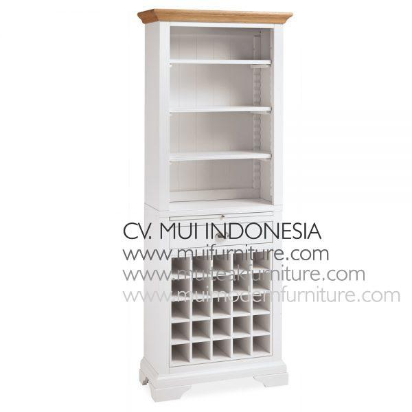 Wine Showcase Cabinet
