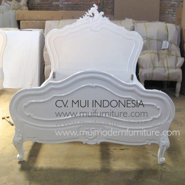 Antony Single Bed, Size 120W x 200D cm