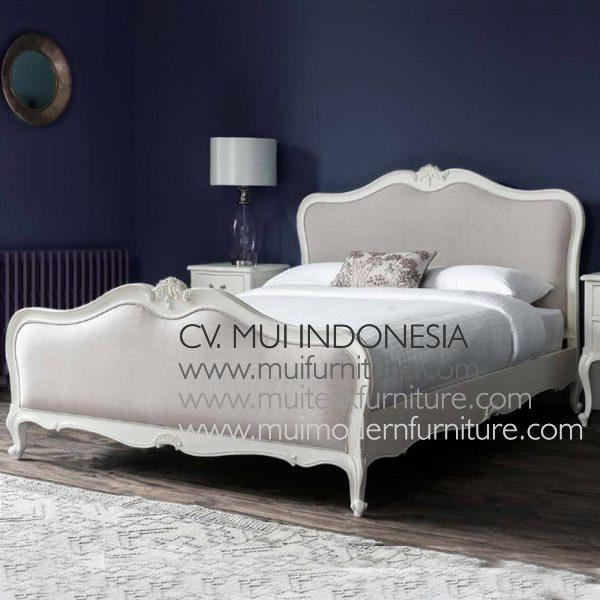 Carly Bed Queen, Size 160 x 200 cm