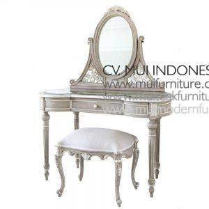 Fawn Grey Dressing Table
