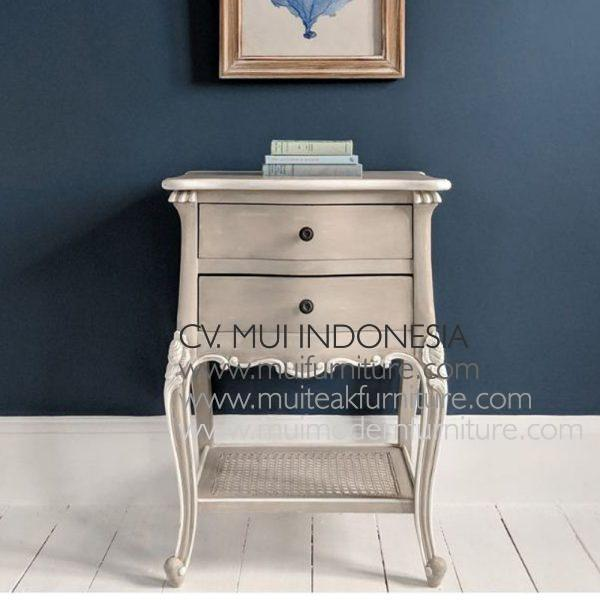 Fawn Grey Sidetable