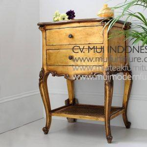 Gold Lif Sidetable, MUI Furniture, Wholesale Furniture Exporter