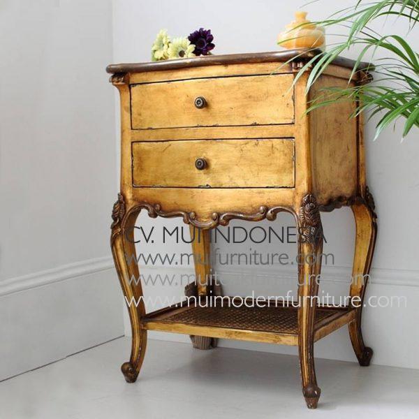 Gold Lif Sidetable, MUI Furniture, Wholesale Furniture Exporter