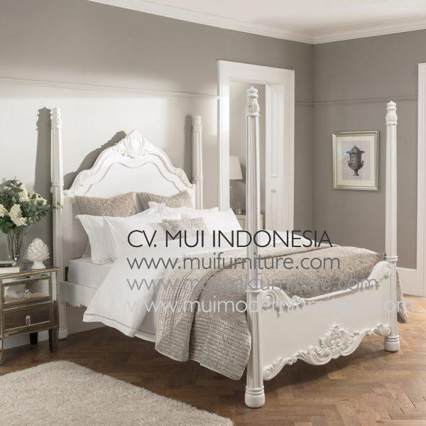 Poster Bed Quenn, Size 160x200 cm