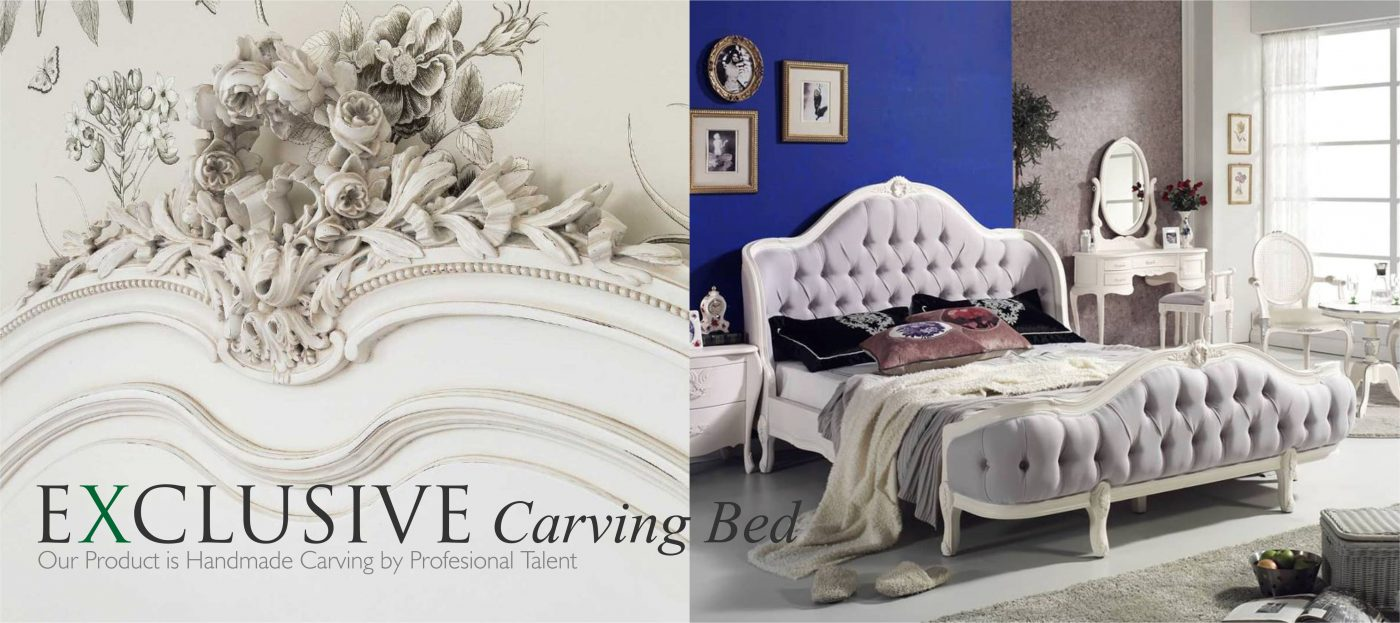 Exclusive Carving Bed