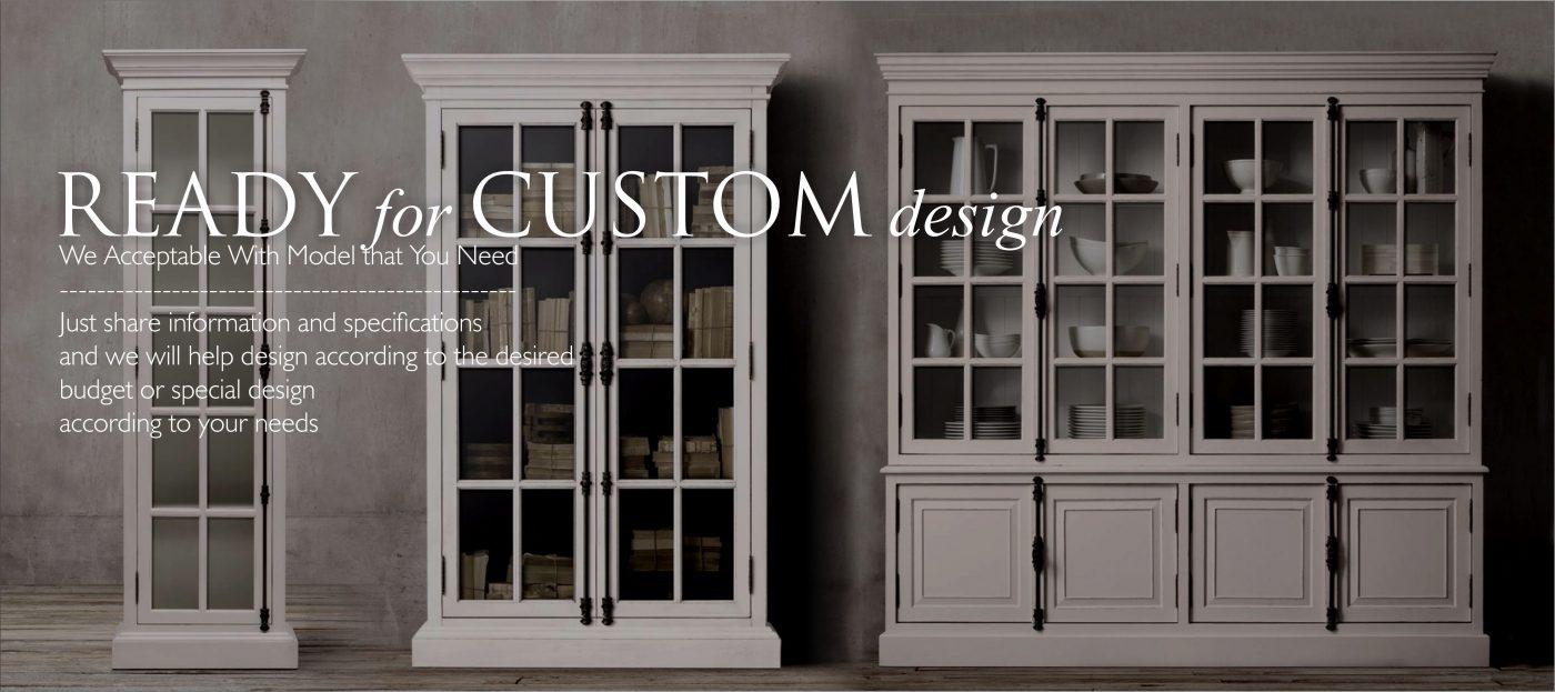 Ready for Custom Design