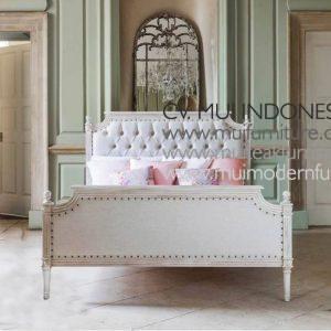 Vignette France Bed Queen, Size 160 x 200 cm