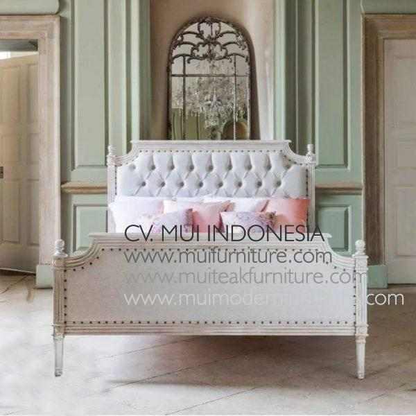 Vignette France Bed Queen, Size 160 x 200 cm