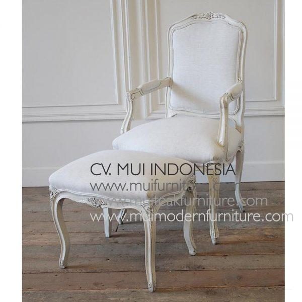 French Provincial Style Chair